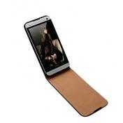 Flip Style Leder-Case für HTC One M7