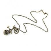 Halskette im Fahrrad Design