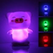 Pig LED Nachtlicht Lampe