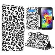 Leopardhülle Samsung Galaxy S5