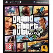 Grand Theft Auto 5 - PS3 - D