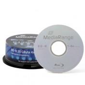 Mediarange Blu-ray Medien BD-R