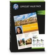 HP Valuepack Nr. 951XL - CMY + 75 Blatt (CR712AE)