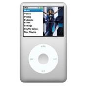 Apple iPod Classic 160GB silber