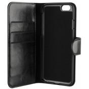 """Xqisit Wallet Case Eman schwarz für iPhone 6 & 6S 4.7"""" Zoll"""