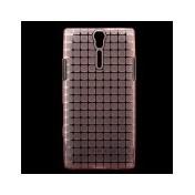 Rock Magic Case für Sony Xperia S LT26i - Transparent pink