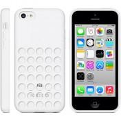 Schutzhülle iPhone 5C mit Lochmotiv