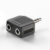 Value 3.5mm - Adapter (1St, 2x BU)