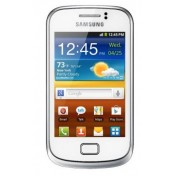 Samsung GT-S6310 Galaxy Young White Easy Bundle
