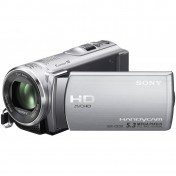 Sony Camcorder HDR-CX200ER silber