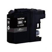 Tinte Brother LC-123BK schwarz