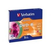 Verbatim DVD-R LightScribe (Version 1.2) 4.7GB