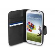 Xqisit Wallet Case für Galaxy S4 mini schwarz