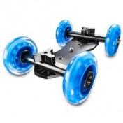 walimex pro Mini-Dolly Kamerawagen für DSLR