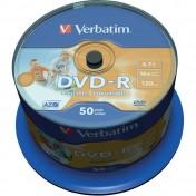 Verbatim DVD-R Medien 4.7GB 50 Stk.