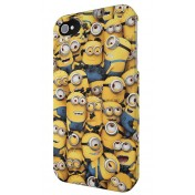 Hard Back Case Cover für Samsung S6 Minion Bath