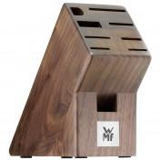 WMF Messerblock Walnuss dunkel