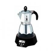 Bialetti Easy Timer Kaffeemaschine für 6 Tassen