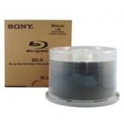 Sony Blu-ray Medien BD-R 50 Stk.