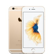 iPhone 6s, Gold, 64GB
