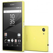 Sony Xperia Z5 Compact Gelb