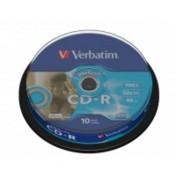 Verbatim CD-R 700MB/80Min 10 Stk.