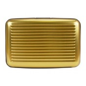 Aluma Geldbeutel Gold (easy)