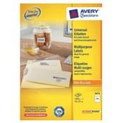 Avery Zweckform Etiketten A4