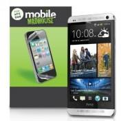 HTC One Display Schutzfolie + Poliertuch
