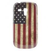 US-Flagge Hülle für Samsung Galaxy S3 Mini
