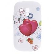 Herz Hülle für Samsung Galaxy S3 Mini