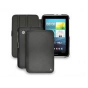 Norêve Samsung Galaxy Tab 2 7.0 Leder-Tasche - Schwarz