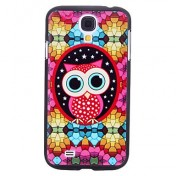 Cartoon Owl Hard Case für Samsung Galaxy S4