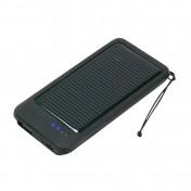A-Solar Solar-Ladegerät Schwarz